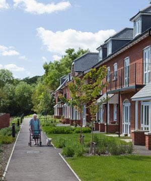 Retirement flats Sussex